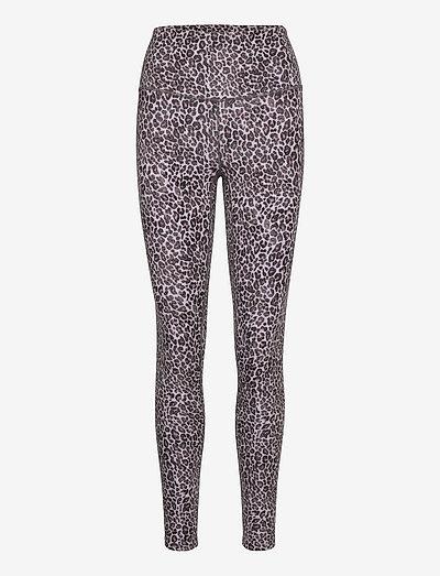 Let's Move High Rise 27 - leggings - brushed leopard
