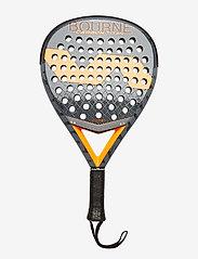 Varlion - Bourne Carbon Titan - padelketcher - grey /orange - 0