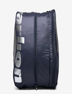 Padel racket bag Begins - väskor för racketsporter - grey/silver