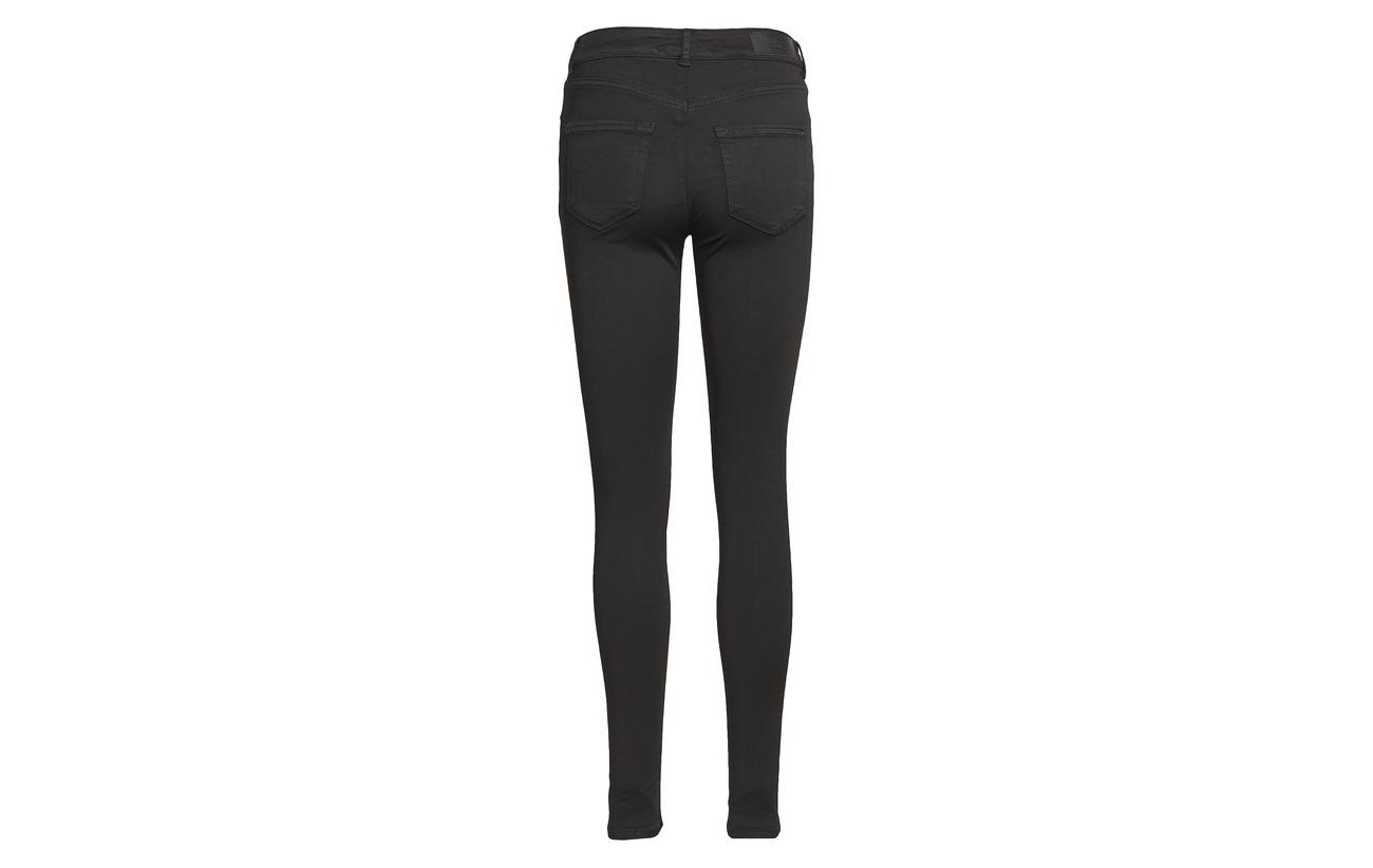 Super 7 Jeans Moda Black Nw Elastane 3 Ba037 Polyester Vmlux Noos Slim Modale 90 Vero q4tPBHcP