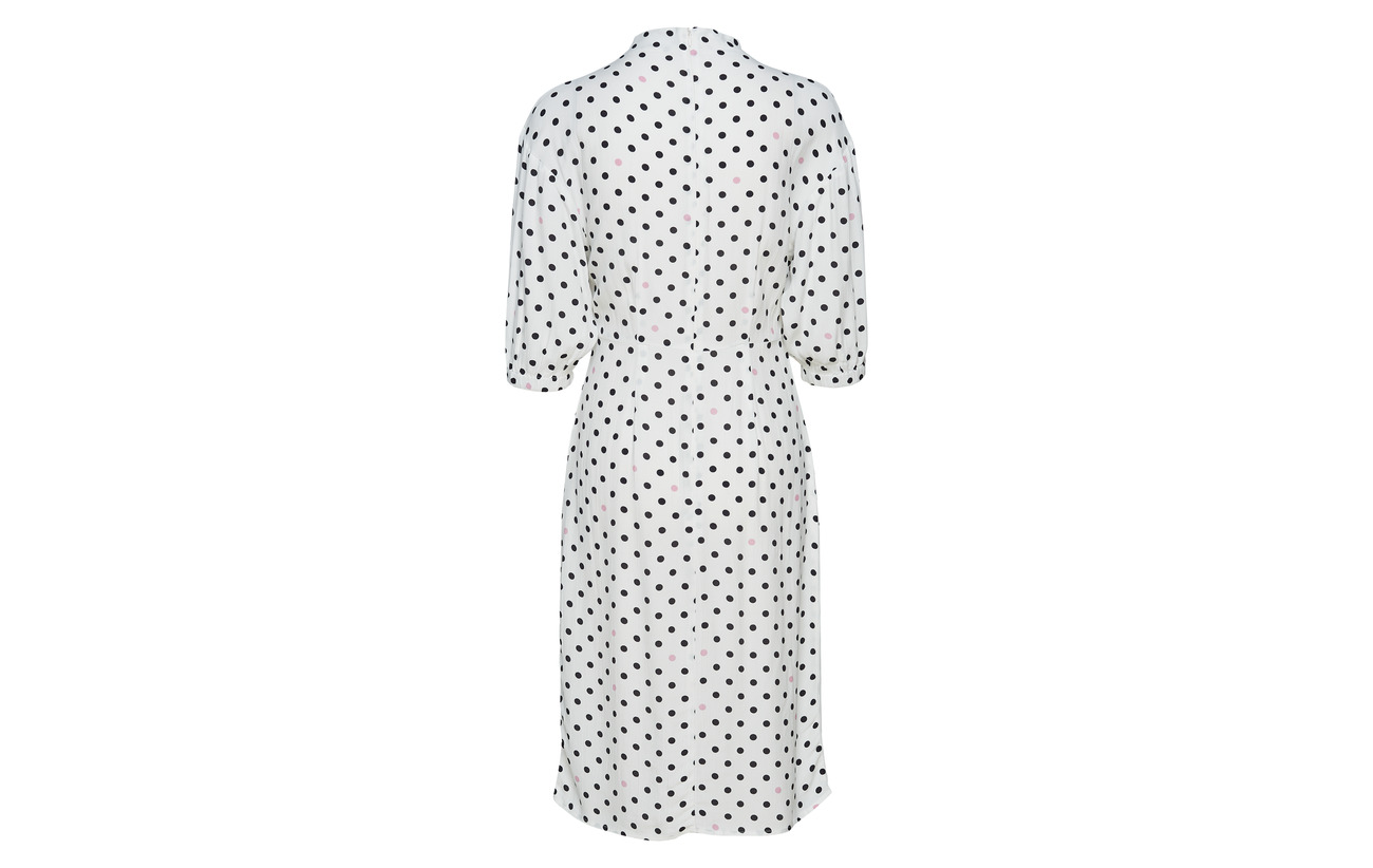White Vmc Vero Moda Snow 100 Blk Vmvanea Ss Viscose Dress xd0XwqXgr