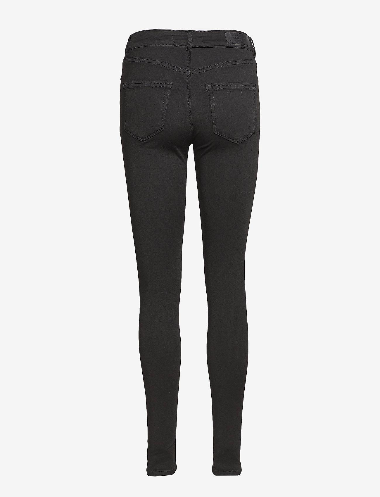 Vero Moda - VMLUX NW SUPER S JEANS BA037 GA - skinny jeans - black - 1