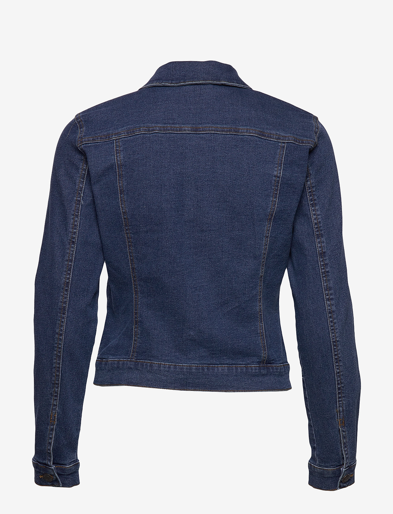 Vero Moda - VMHOT SOYA LS DENIM JACKET MIX GA - jeansjackor - medium blue denim - 1