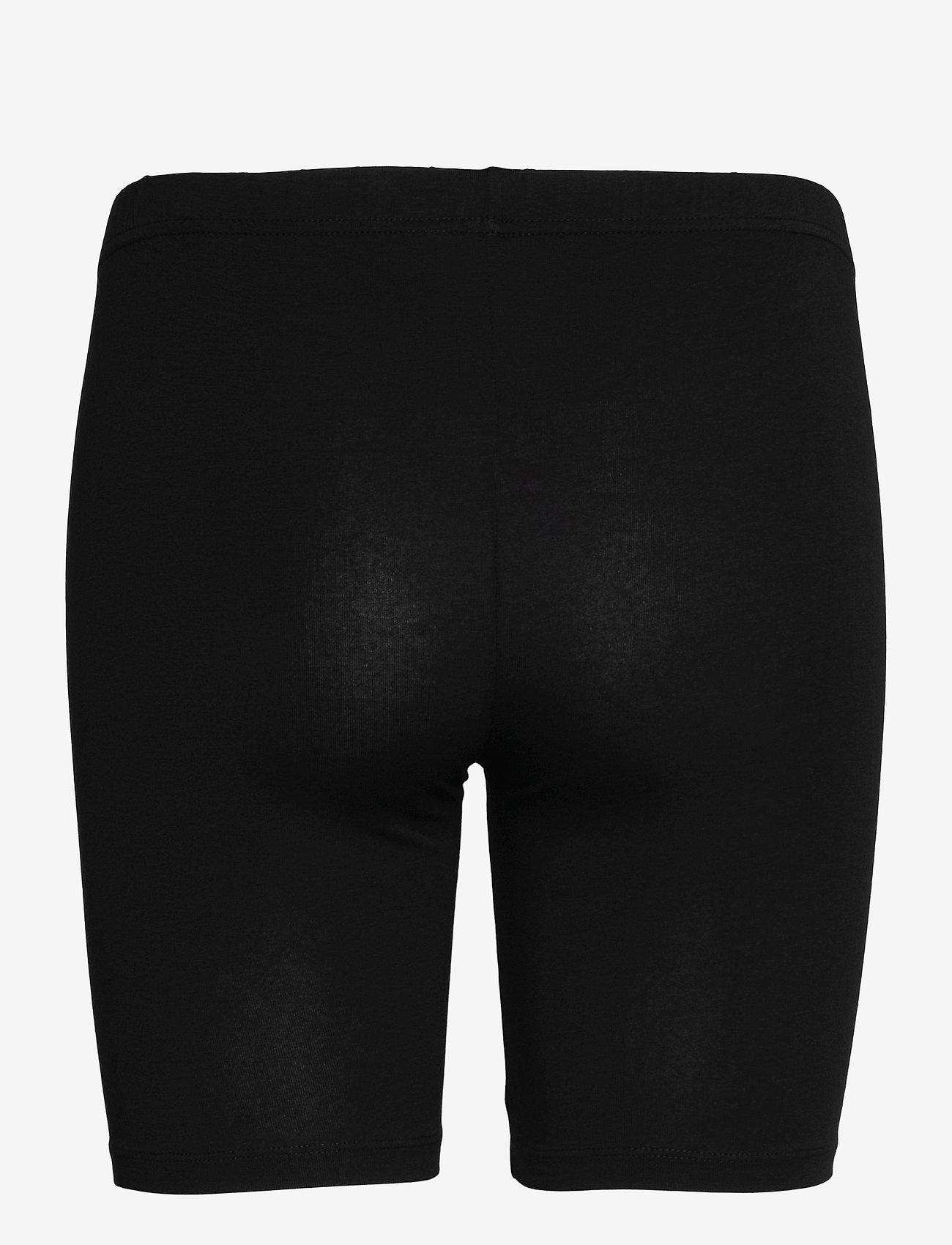 Vero Moda - VMMAXI BIKER SHORTS GA 2PACK - cycling shorts - black - 1