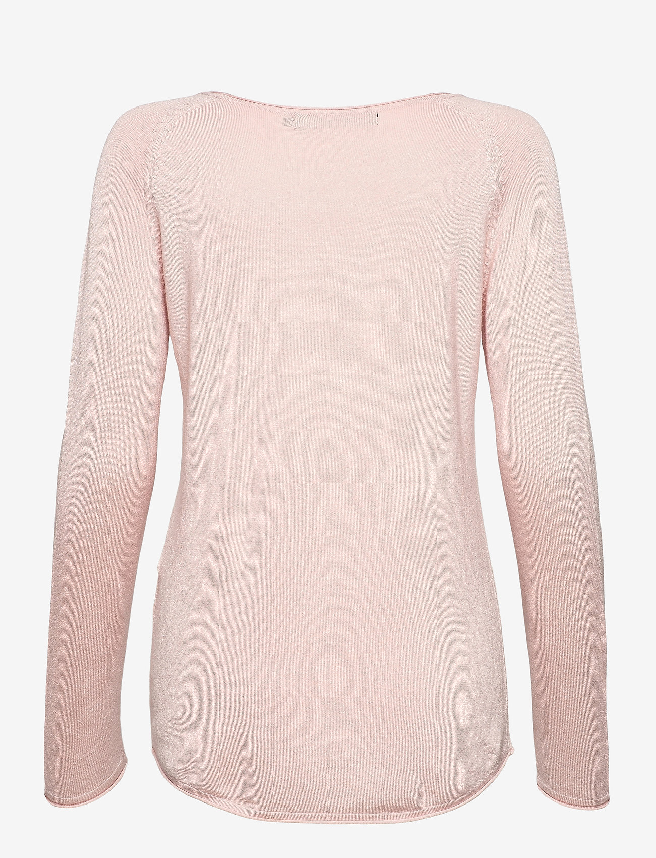Vero Moda - VMNELLIE GLORY LS LONG BLOUSE - tröjor - sepia rose - 1