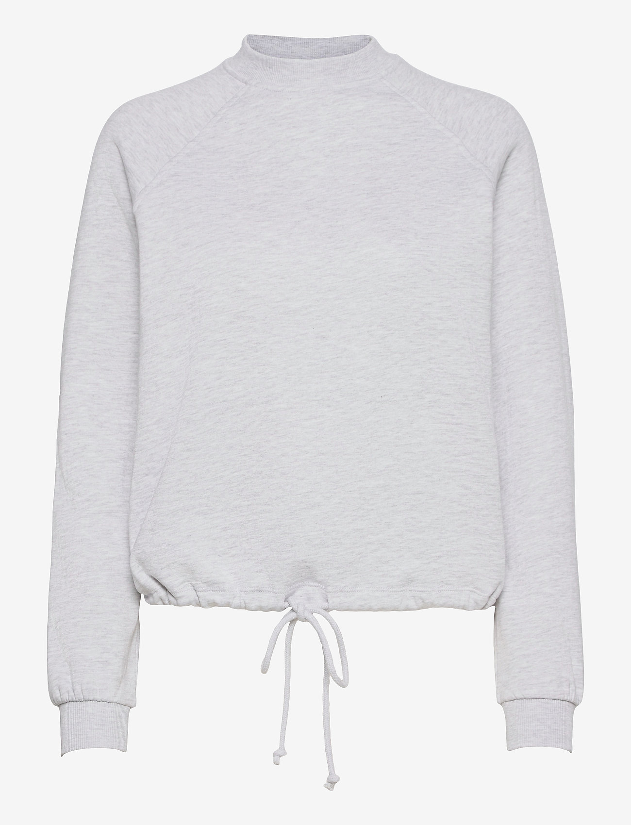 Vero Moda - VMKIRSA LS CREW NECK VMA - sweatshirts & hoodies - light grey melange - 0
