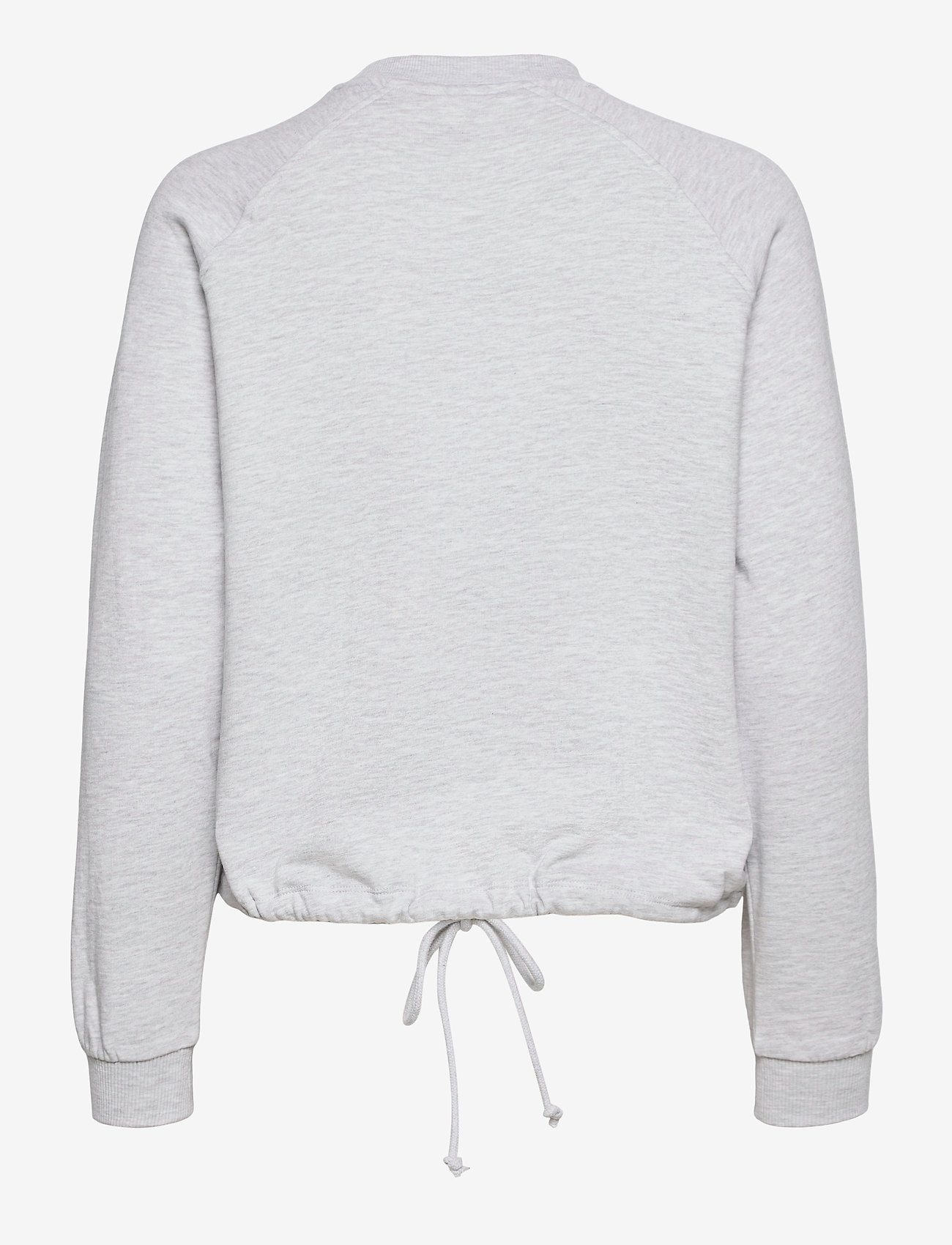 Vero Moda - VMKIRSA LS CREW NECK VMA - sweatshirts & hoodies - light grey melange - 1