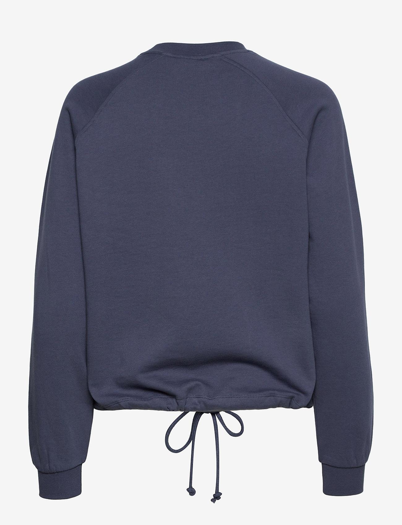 Vero Moda - VMKIRSA LS CREW NECK VMA - sweatshirts & hoodies - vintage indigo - 1