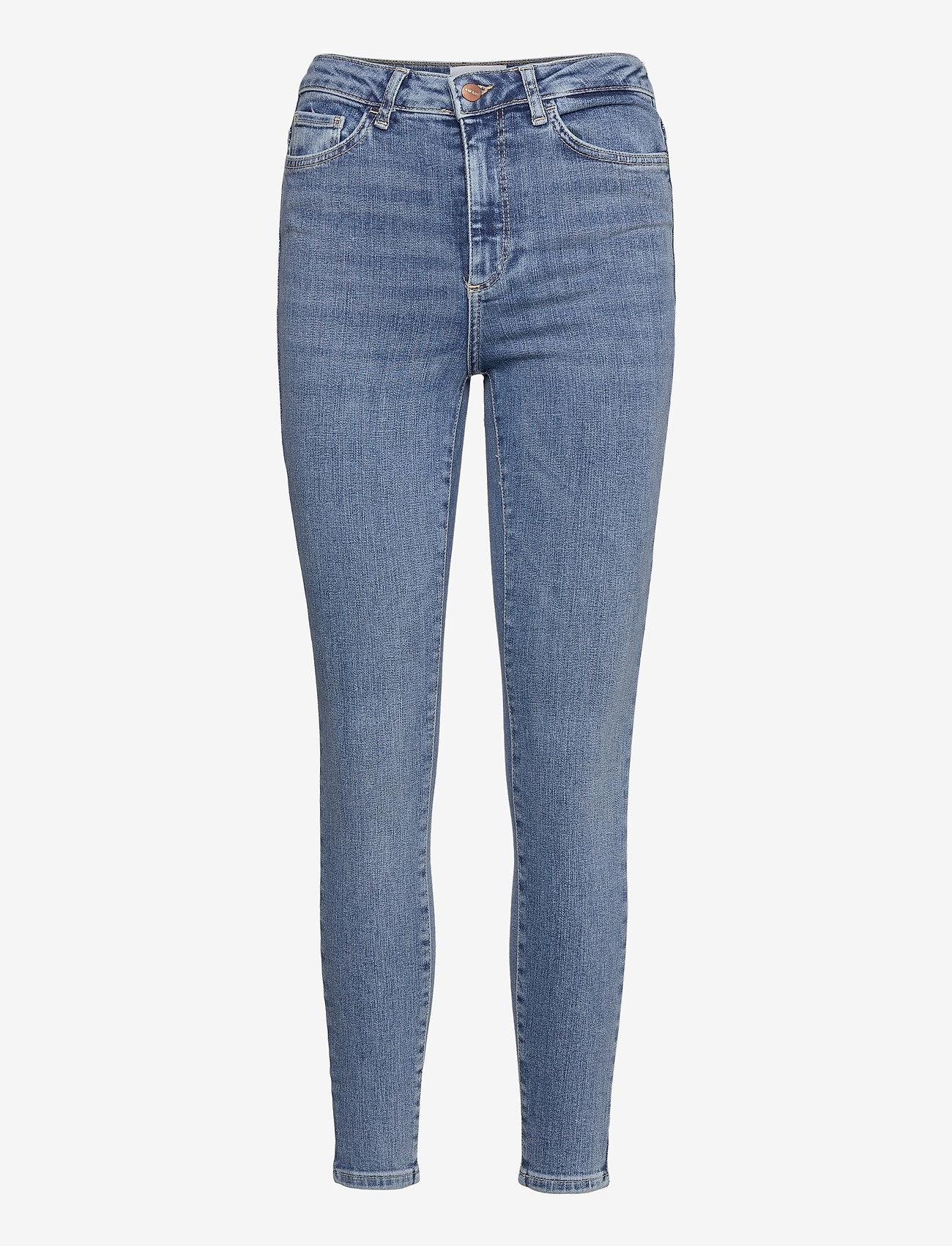 Vero Moda - VMSOPHIA HR SKINNY JEANS BA3142 VMA - skinny jeans - light blue denim - 0