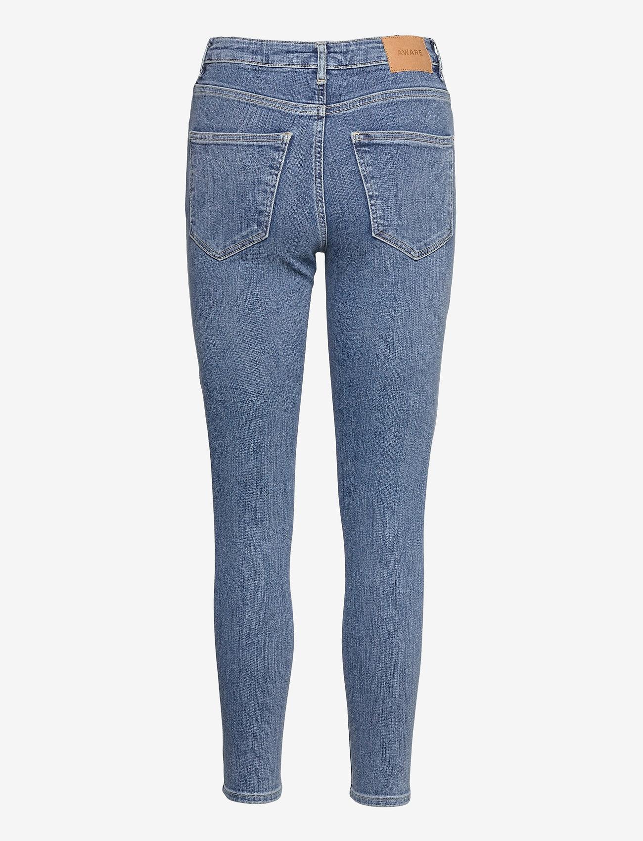 Vero Moda - VMSOPHIA HR SKINNY JEANS BA3142 VMA - skinny jeans - light blue denim - 1
