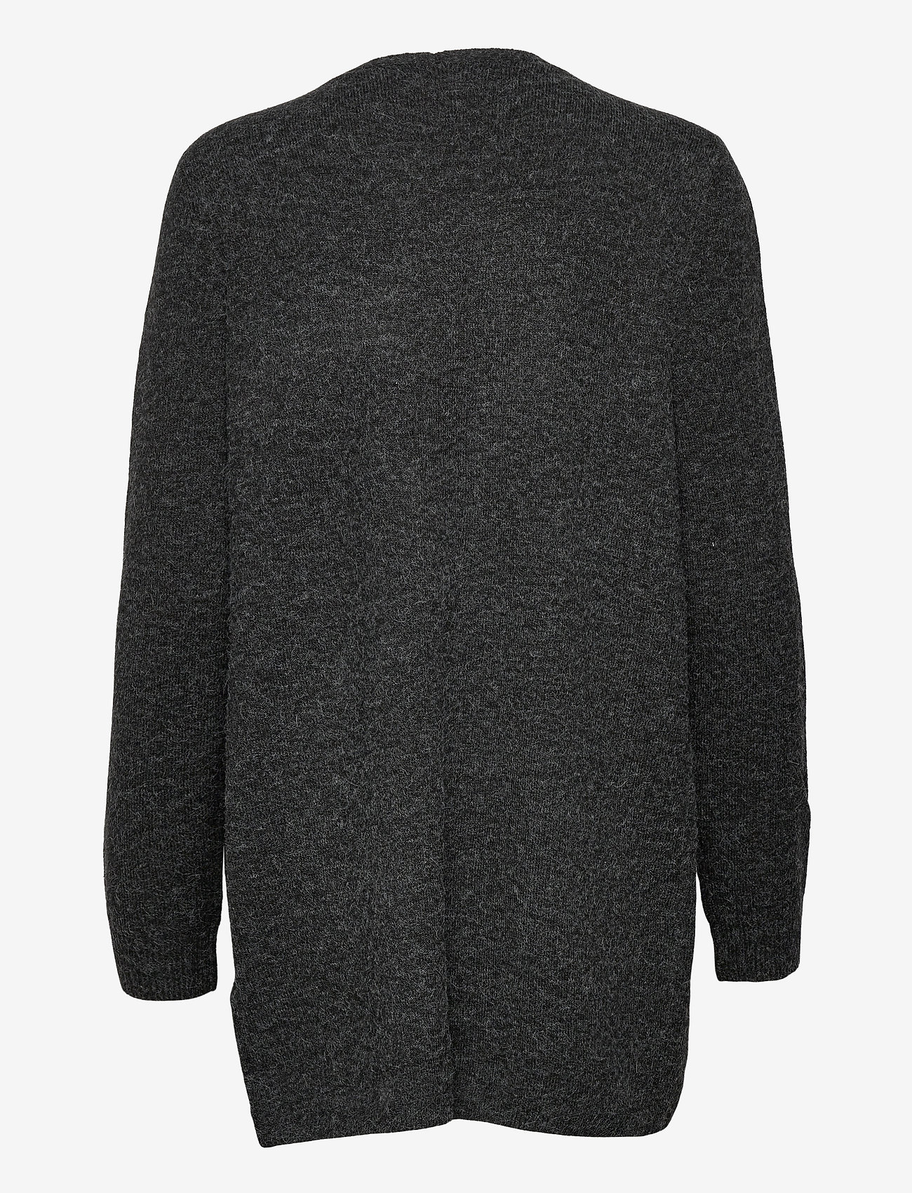 Vero Moda - VMDOFFY LS SHORT OPEN CARDIGAN GA - koftor - black - 1