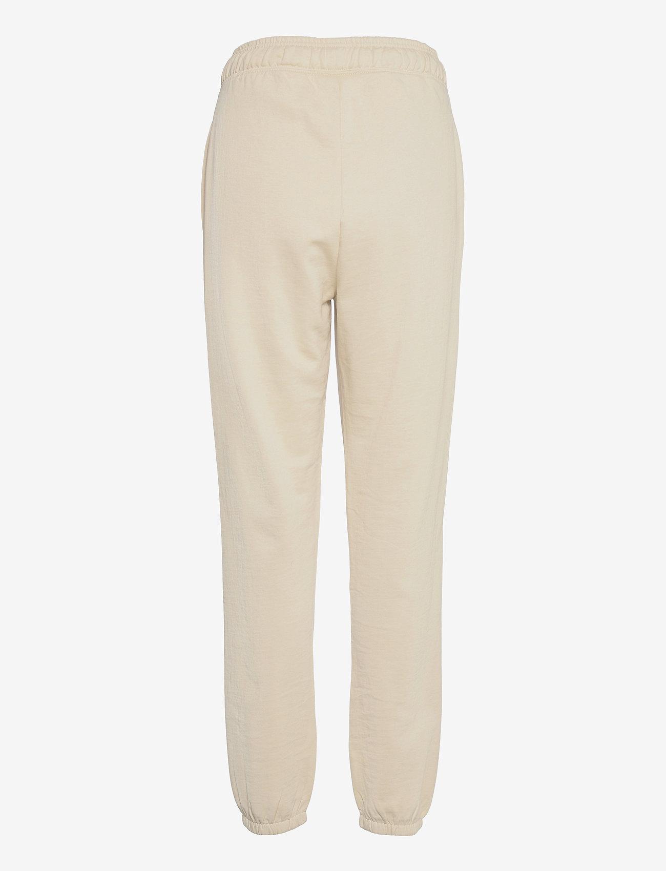 Vero Moda - VMODEZ HW SWEAT PANTS VMA - kläder - oatmeal - 1