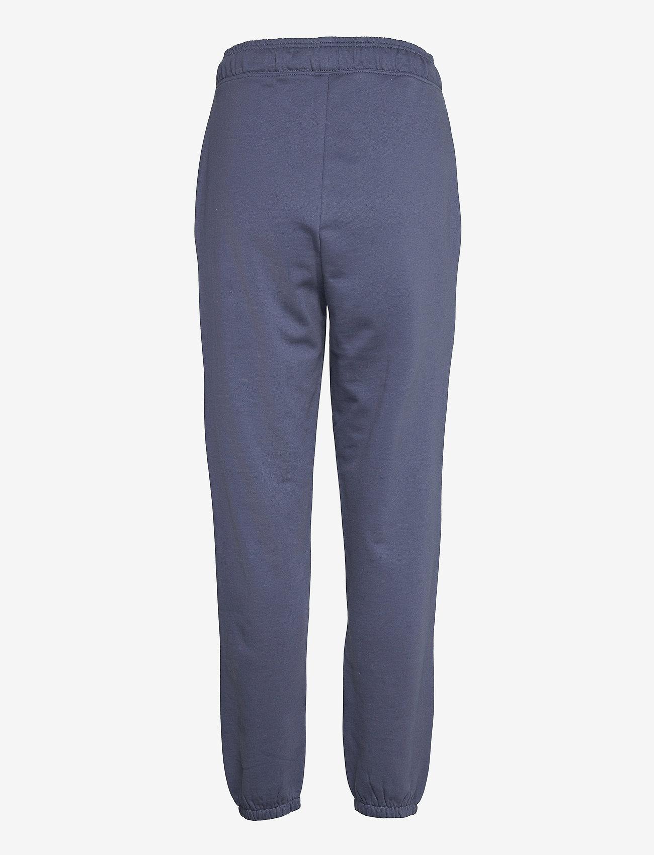 Vero Moda - VMODEZ HW SWEAT PANTS VMA - kläder - vintage indigo - 1