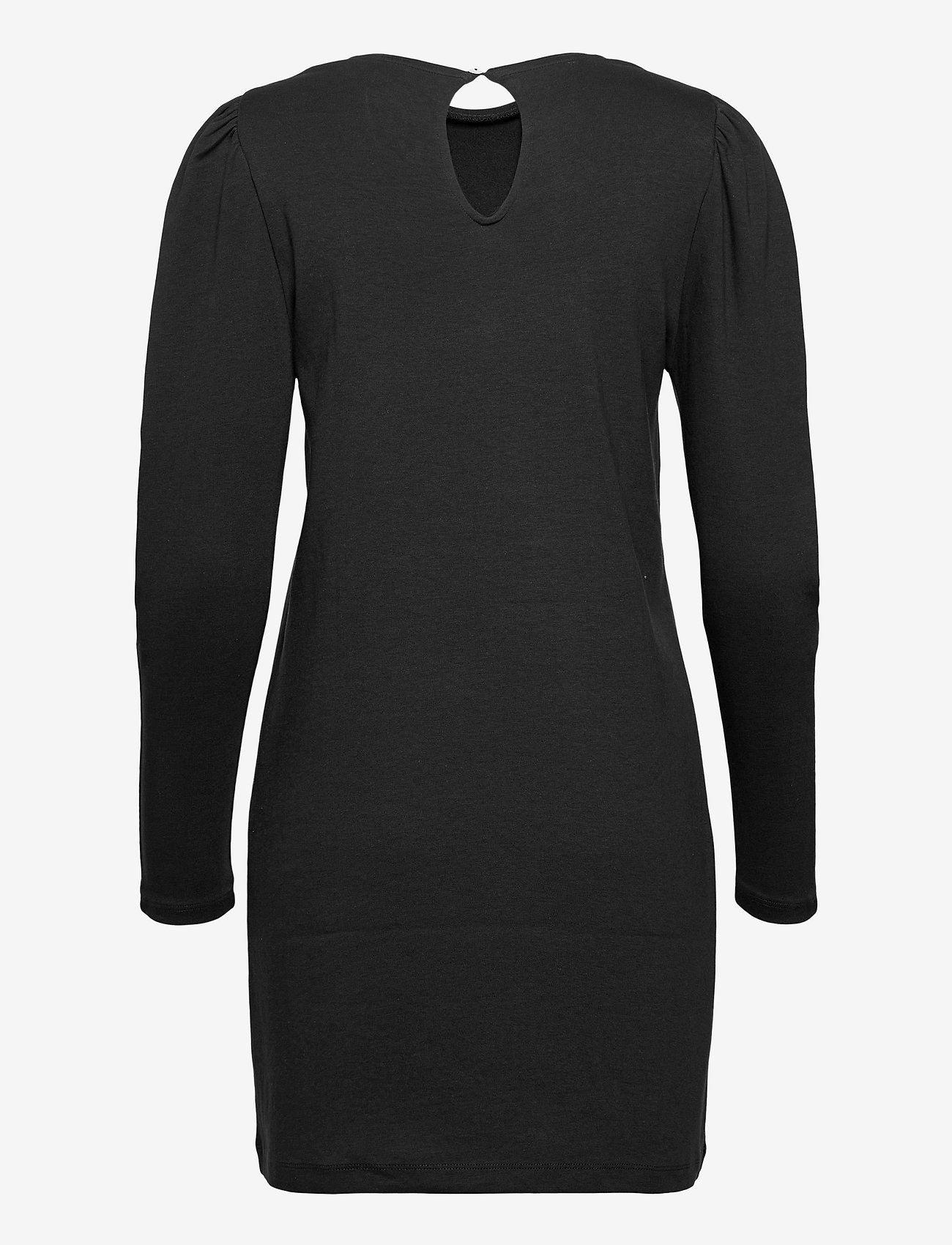 Vero Moda - VMORINA LS SHORT DRESS VMA - vardagsklänningar - black - 1