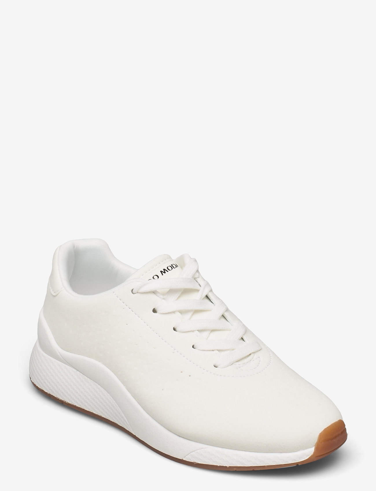Vero Moda - VMMANAMO SNEAKER - låga sneakers - snow white - 0
