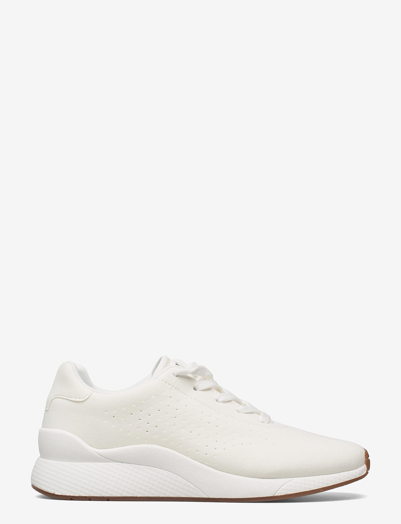 Vero Moda - VMMANAMO SNEAKER - låga sneakers - snow white - 1