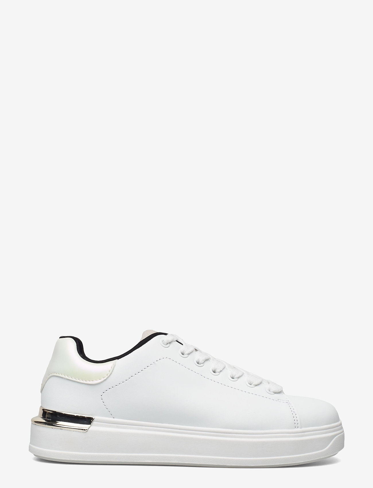 Vero Moda - VMMILANO SNEAKER - låga sneakers - snow white - 1
