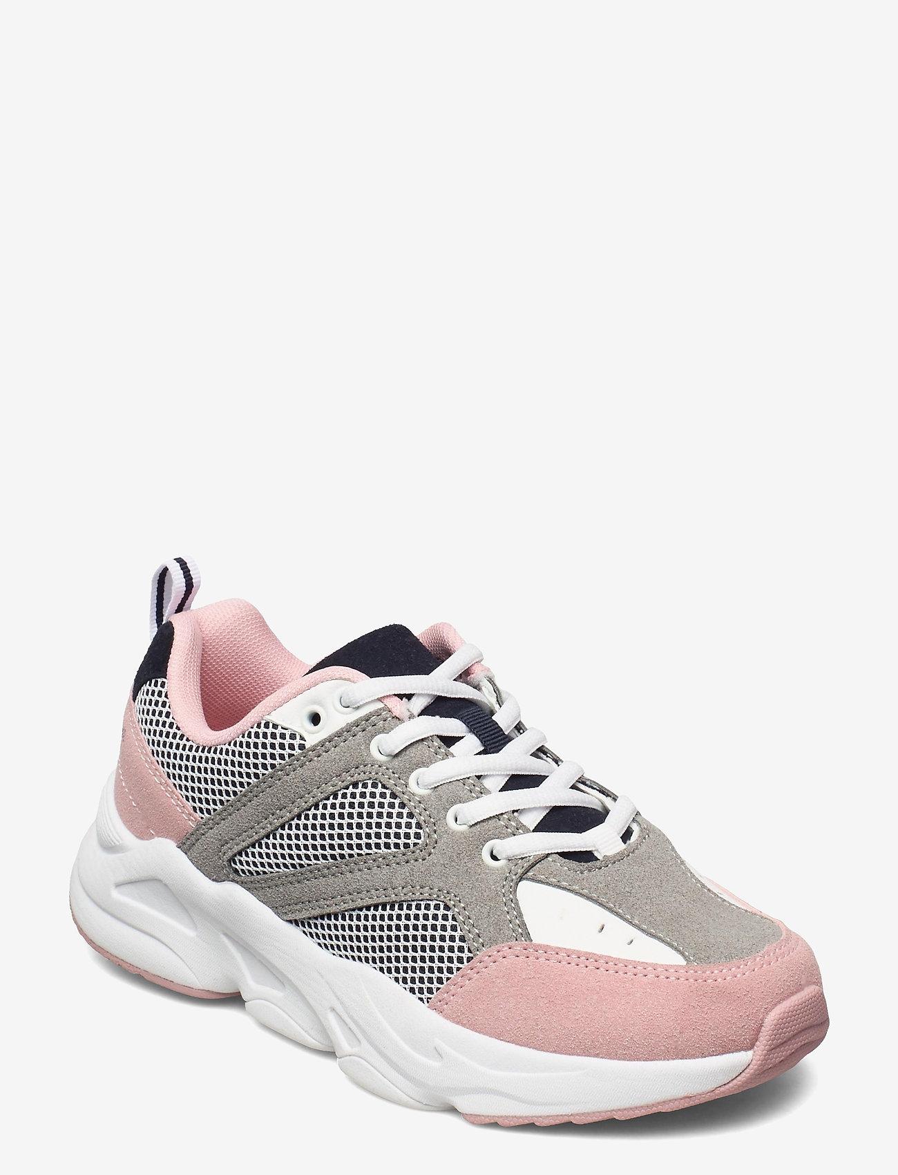 Vero Moda - VMATEA SNEAKER - chunky sneakers - sepia rose - 0