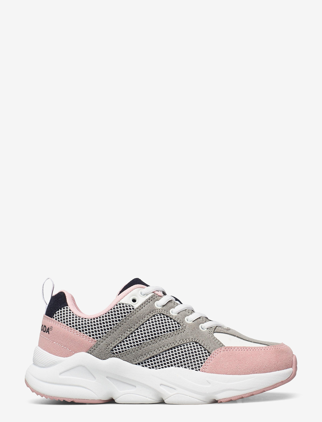 Vero Moda - VMATEA SNEAKER - chunky sneakers - sepia rose - 1