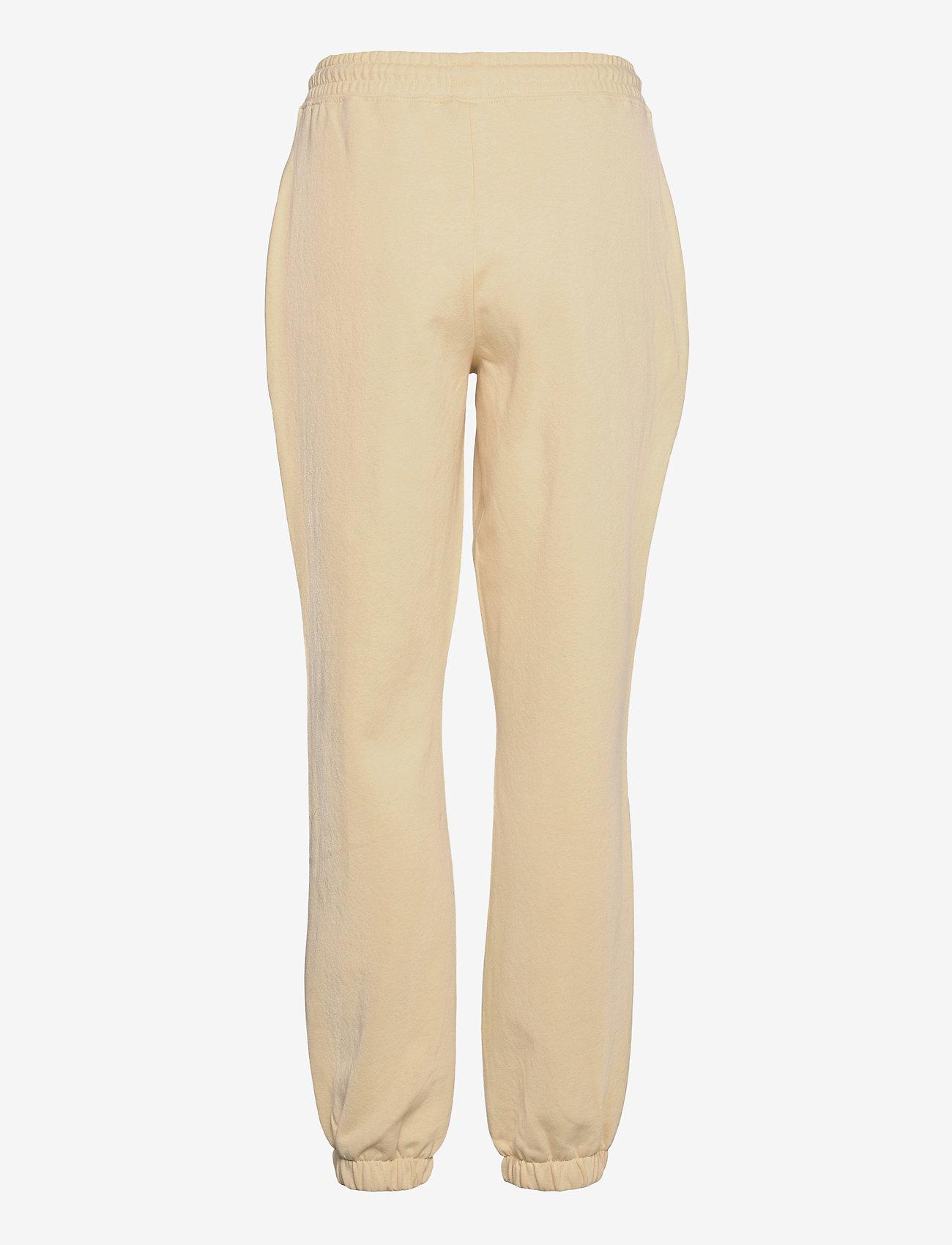 Vero Moda - VMDAISY H/W LOOSE SWEAT PANT EXP - sweatpants - creme brle - 1