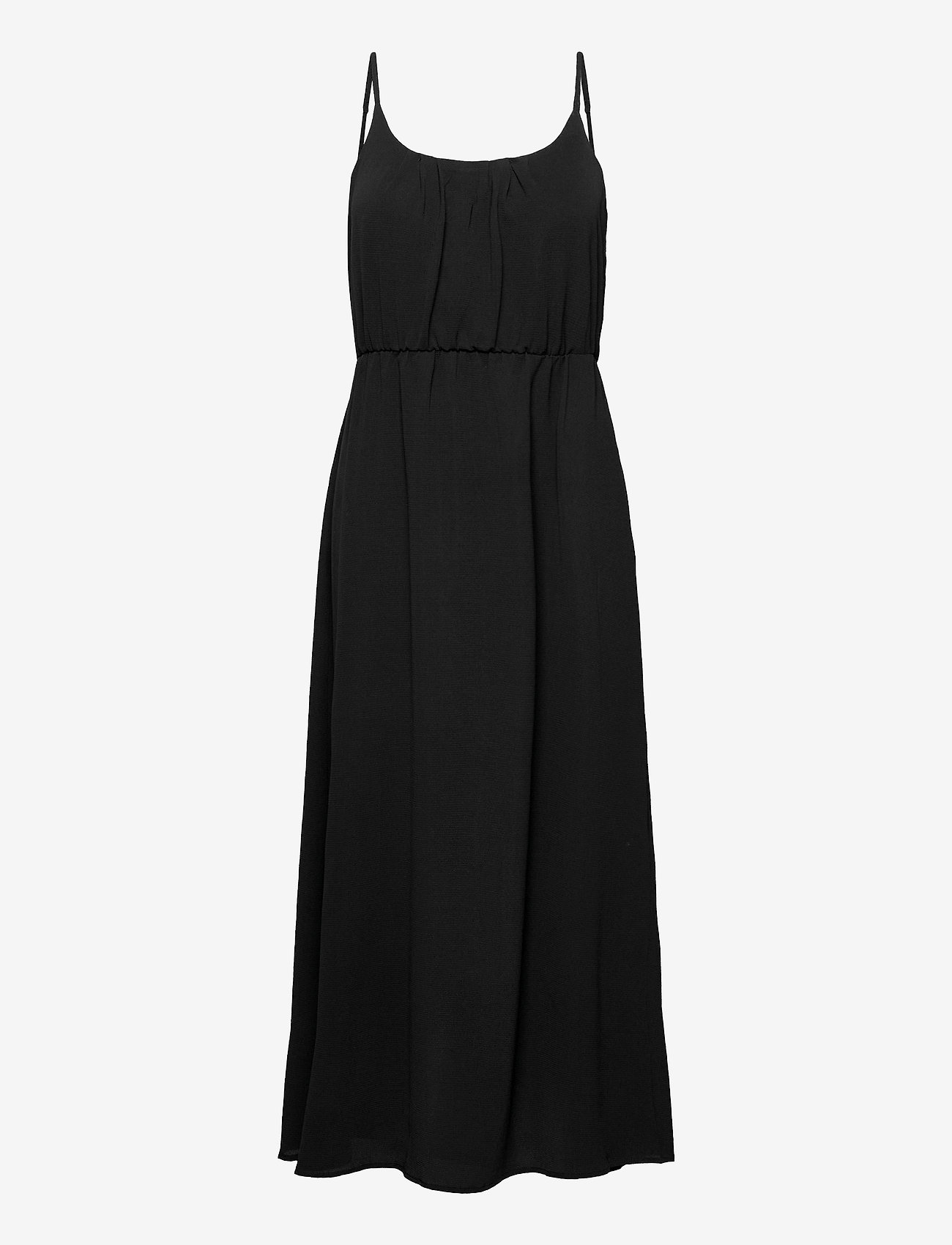 Vero Moda - VMSASHA MAXI DRESS GA - sommarklänningar - black - 0