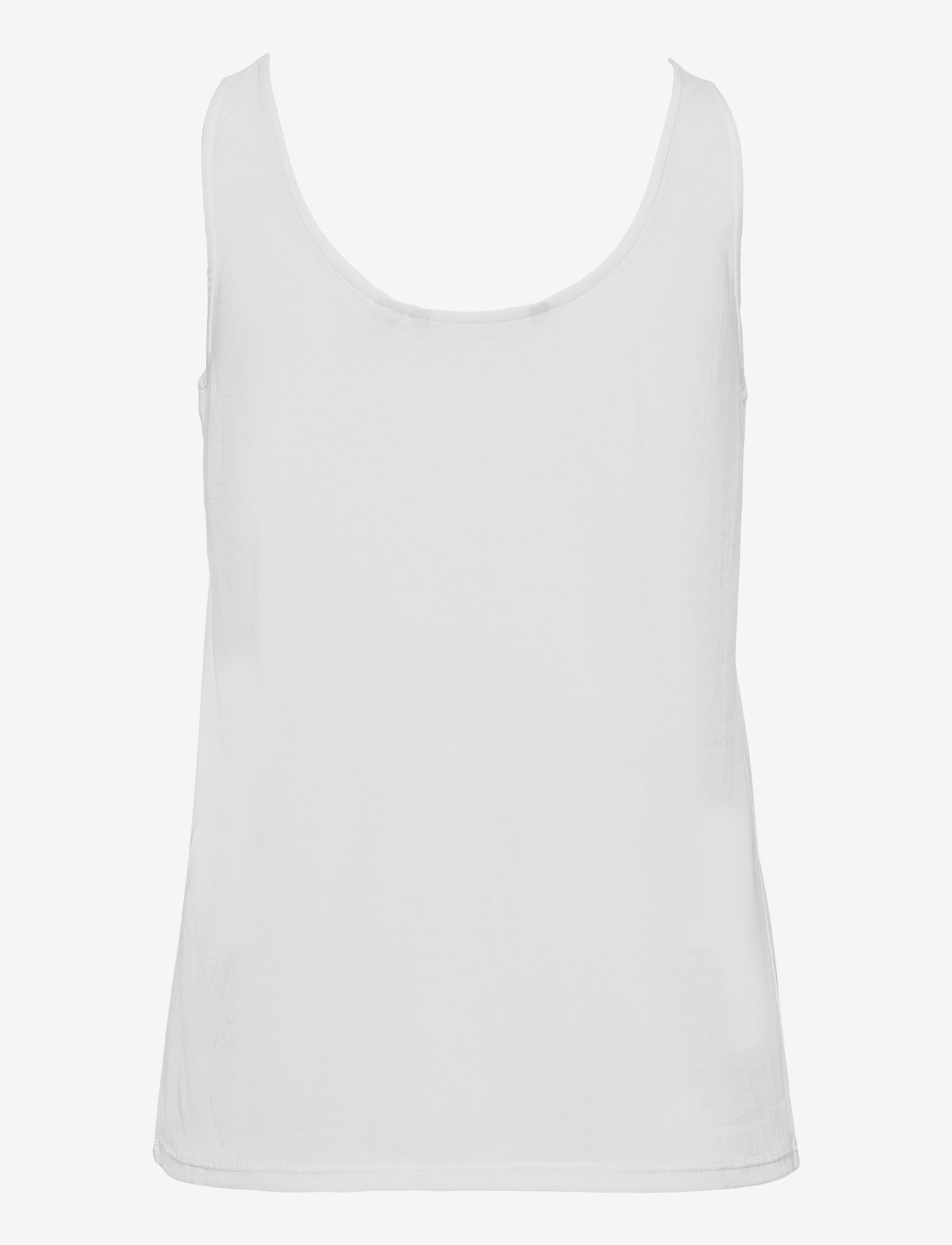 Vero Moda - VMFILLI CALIA TANK TOP GA - t-shirts - snow white - 1