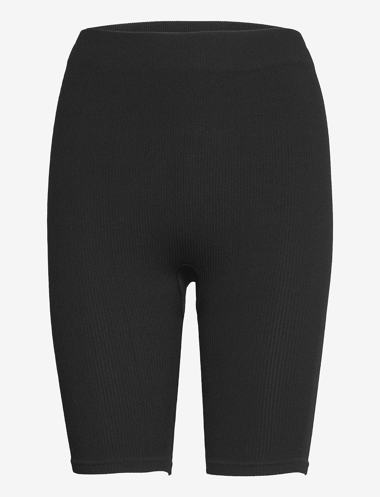 Vero Moda - VMEVE SHORTS - cycling shorts - black - 0