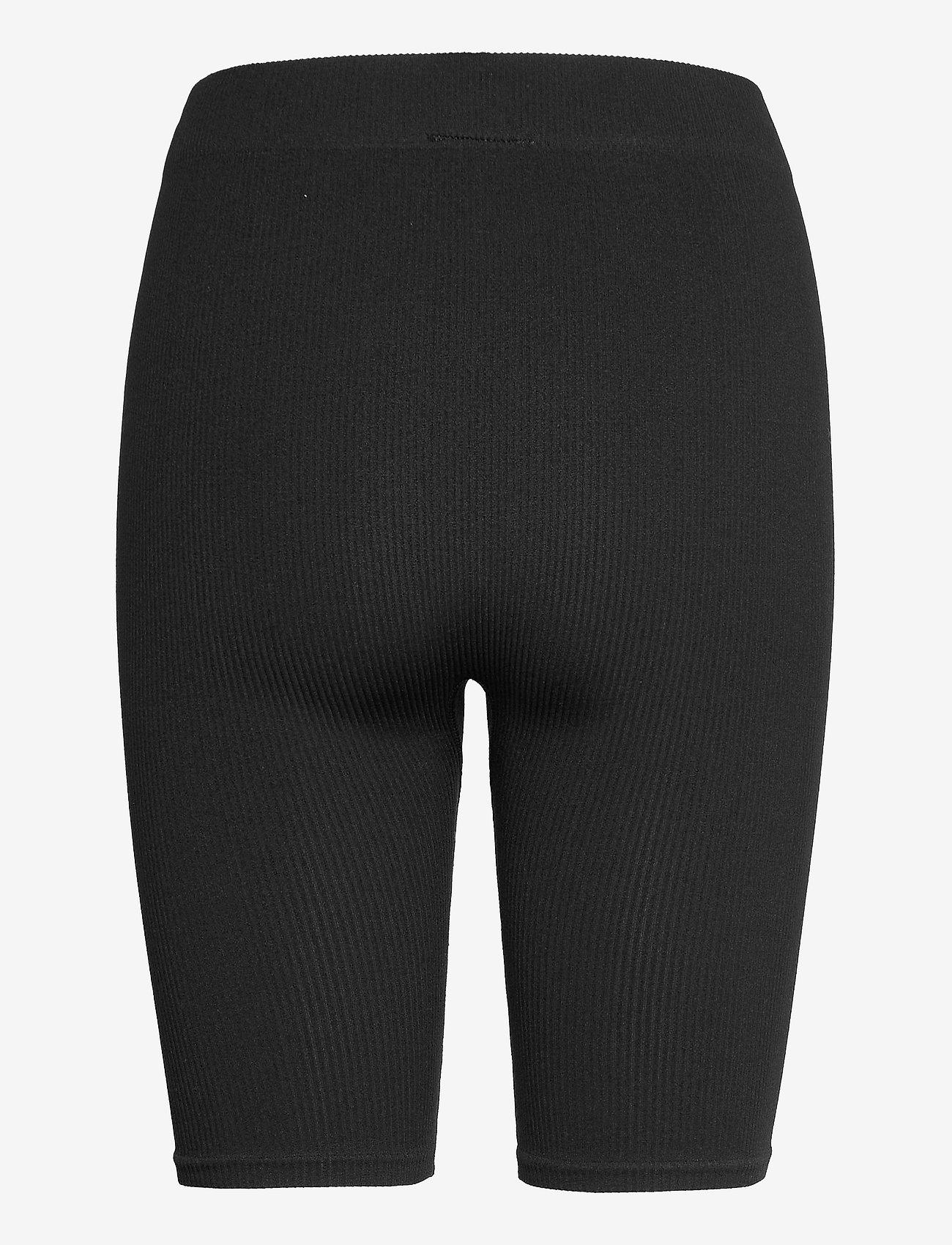 Vero Moda - VMEVE SHORTS - cycling shorts - black - 1