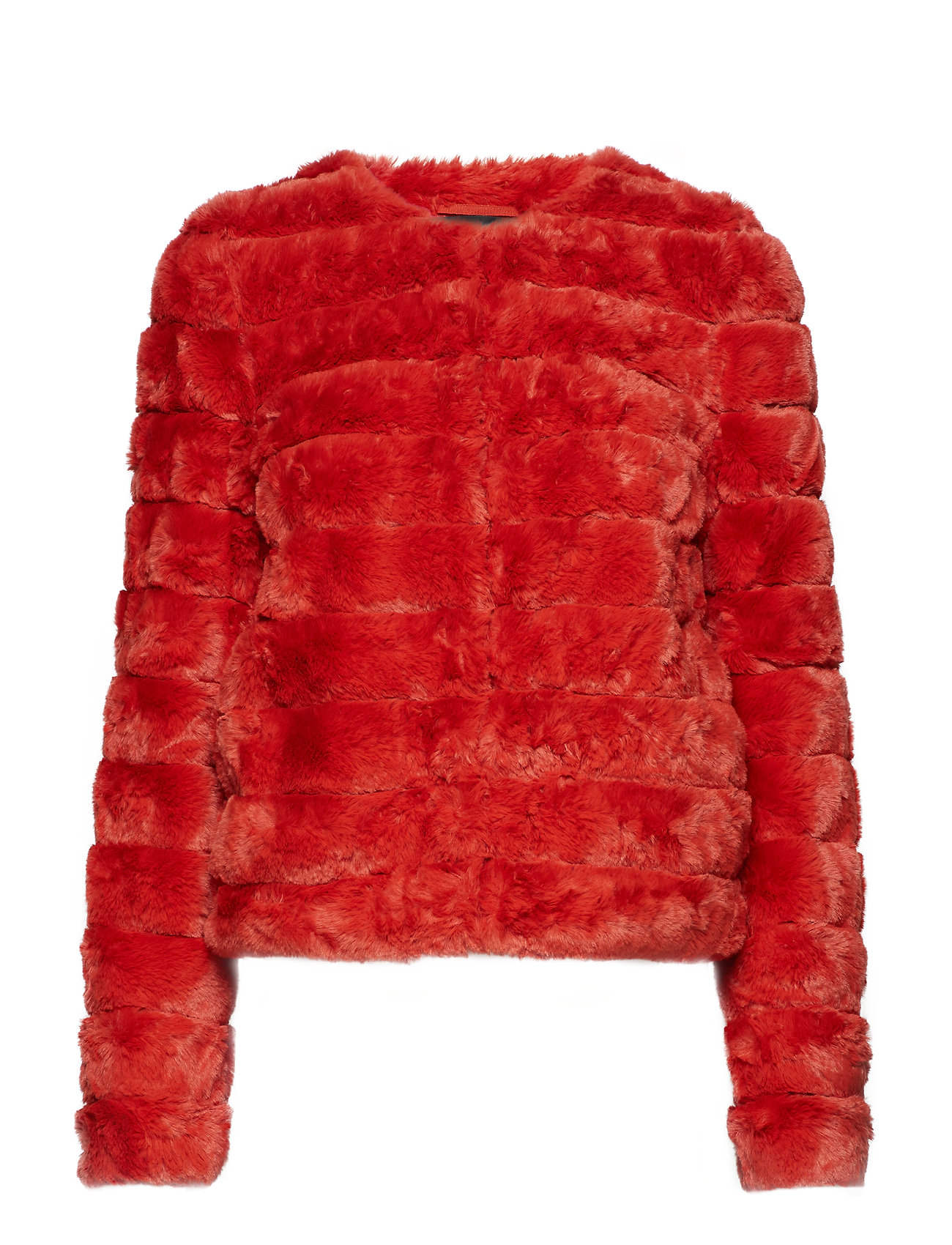 Vero Moda VMAVENUE FAUX FUR SHORT JACKET BOOS