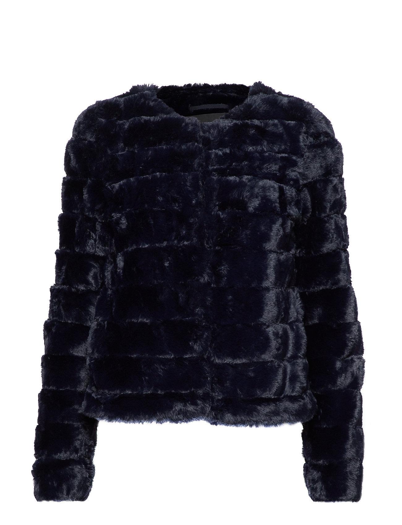 ea0ad47a Vero Moda Vmavenue Faux Fur Short Jacket Boos (Night Sky), 259 kr ...