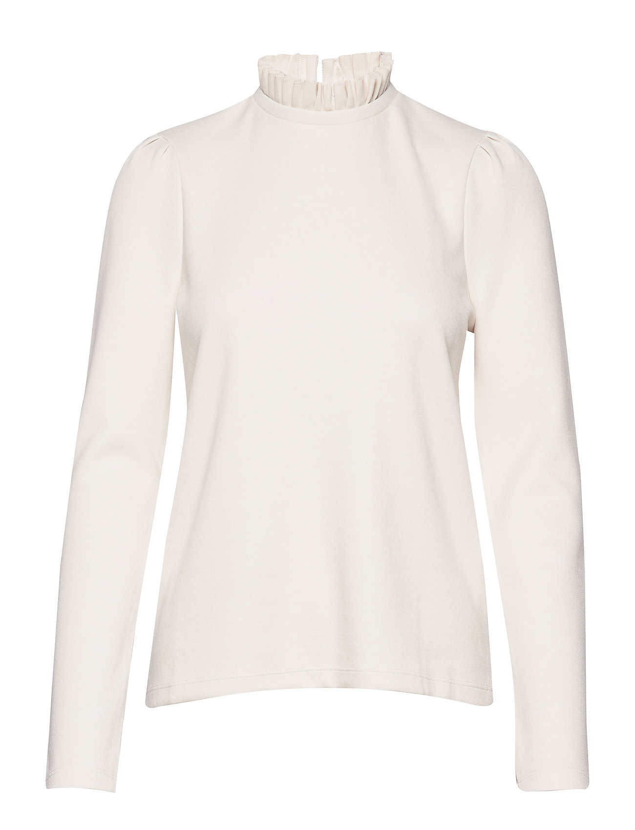 Vero Moda VMFOREST LS PLEAT SWEAT VMA - BIRCH