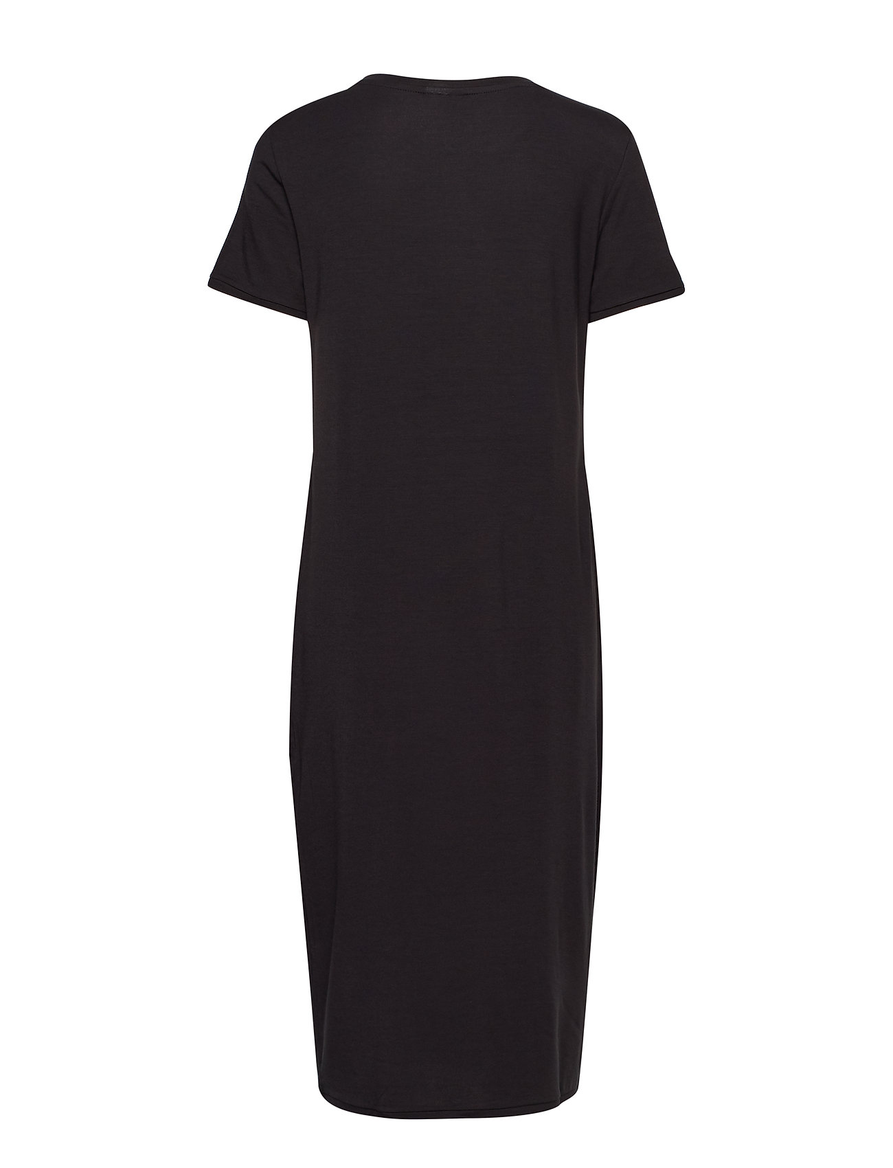 Vero Moda - VMGAVA SS DRESS VMA - midiklänningar - black - 1