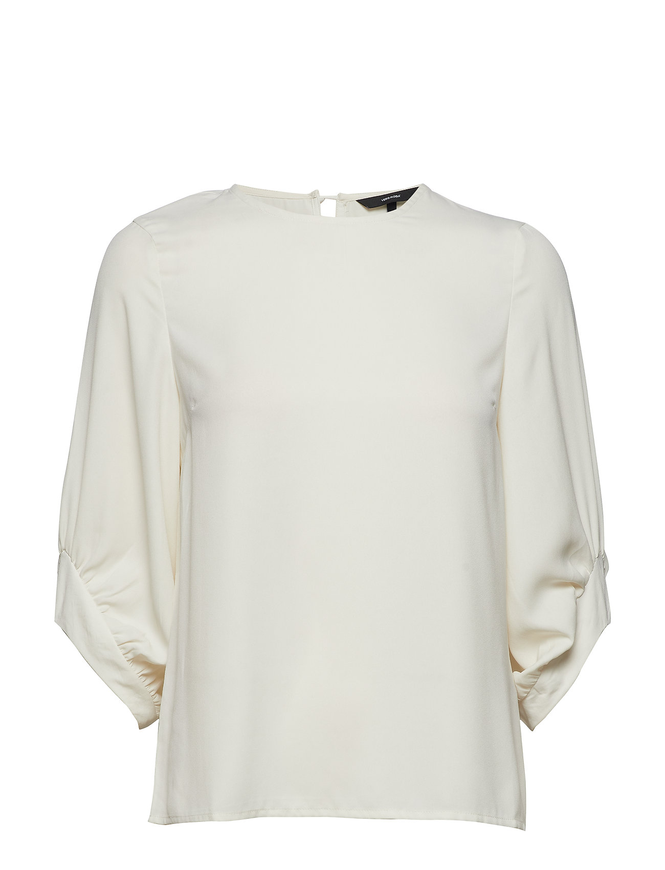 Vero Moda VMCAROLA 3/4 TOP WVN - BIRCH