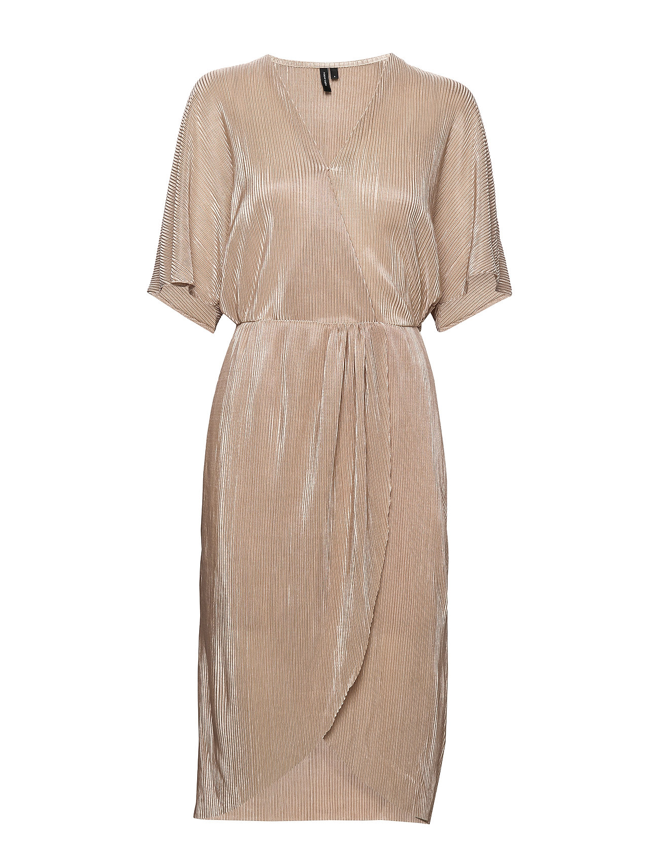 Vero Moda VMDAGNY 2/4 BLK DRESS JRS KI - BIRCH