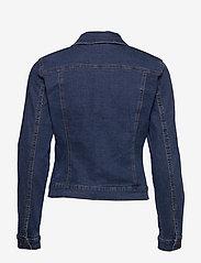 Vero Moda - VMHOT SOYA LS DENIM JACKET MIX NOOS - jeansjakker - medium blue denim - 1