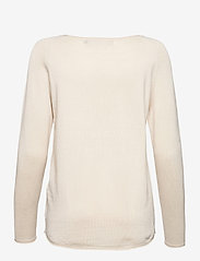 Vero Moda - VMNELLIE GLORY LS LONG BLOUSE - tröjor - birch - 1