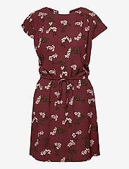 Vero Moda - VMSASHA BALI S/S SHORT DRESS - sommarklänningar - sable - 0