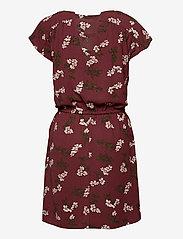 Vero Moda - VMSASHA BALI S/S SHORT DRESS - sommarklänningar - sable - 1