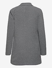 Vero Moda - VMDAFNELISA 3/4 JACKET - wool jackets - dark grey melange - 1