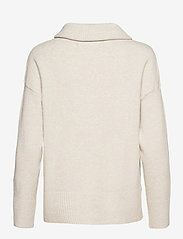 Vero Moda - VMDOFFY LS COWLNECK BLOUSE GA COLOR - tröjor - birch - 1