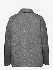Vero Moda - VMVERODONAVITA SHORT JACKET GA BOOS - tunna jackor - light grey melange - 1