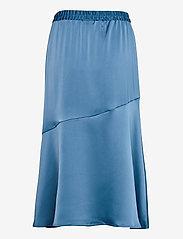 Vero Moda - VMONNA HW CALF SKIRT VMA - midi kjolar - vintage indigo - 1