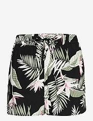 Vero Moda - VMSIMPLY EASY NW SHORTS WVN  GA - casual shorts - black - 0