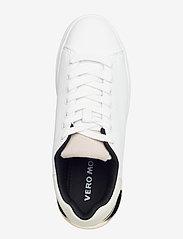 Vero Moda - VMMILANO SNEAKER - låga sneakers - snow white - 3