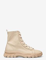 Vero Moda - VMMALIA HIGHTOP SNEAKER - chunky sneakers - silver mink - 1