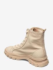 Vero Moda - VMMALIA HIGHTOP SNEAKER - chunky sneakers - silver mink - 2
