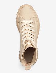 Vero Moda - VMMALIA HIGHTOP SNEAKER - chunky sneakers - silver mink - 3