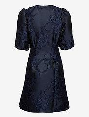 Vero Moda - VMJACARLA 2/4 SHORT DRESS EXP - cocktailklänningar - night sky - 1