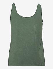 Vero Moda - VMFILLI CALIA TANK TOP GA - t-shirts - laurel wreath - 1