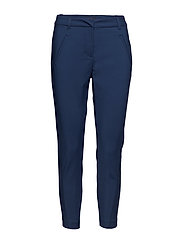 VMVICTORIA NW ANTIFIT ANKLE PANT - NAVY BLAZER